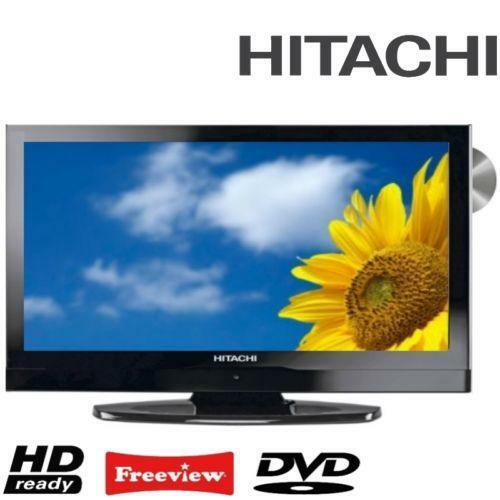 lcd tv dvd combi freeview ebay. Black Bedroom Furniture Sets. Home Design Ideas