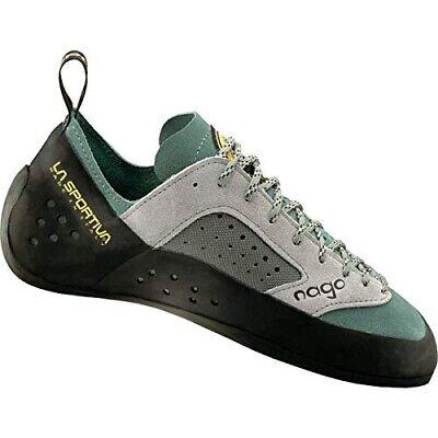 La Sportiva 553 NAGO Woman Sage Women's Rock Climbing Shoes Sz EU 35 US 4.5 for sale  Bethel