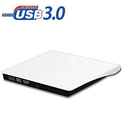 Jokdeer Usb 3.0 External Dvd-rw Drive Burner Ultra Slim P...