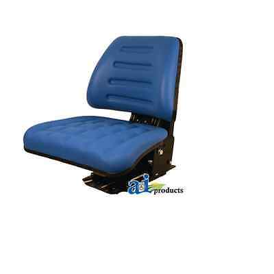 Universal Fit Adjustable Tractor Seat Ford New Holland