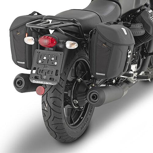 912d23e1f1 BORSE LATERALI GIVI MT501 + TELAIO TMT8201 MOTO GUZZI V7 III STONE - SPECIAL
