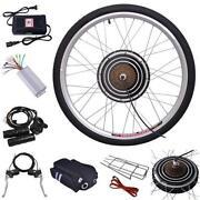Electric Bike Kit Rear