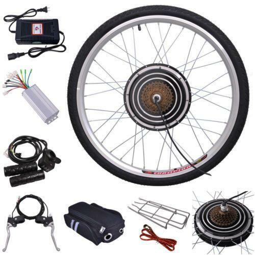 Recumbent Bike Electric Motor Kit: Electric Bike Kit Rear