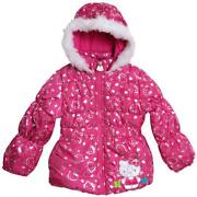 3T Girls Winter Coat
