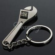 Wrench Keychain