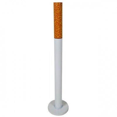 """Standaschenbecher mit Fuß 72cm """"Zigarette"""" - Ascher Aschenbecher Stehascher"""