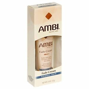 Ambi Fade Cream for Normal Skin, 2 oz Each