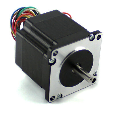 Nema23 185ozin 3a Stepper Motor Dual Shaft Kl23h256-30-4b