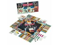 Rare Monopoly X-Men Version board game
