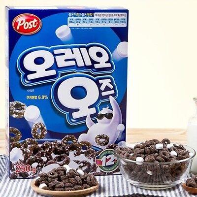 [Breakfast Cereal] New Post Oreo O
