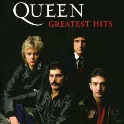 Queen - Greatest Hits - U.K. CD album 1981