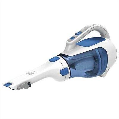 BLACK+DECKER Dustbuster Hand Vacuum (Magic Blue), HHVI320JR02