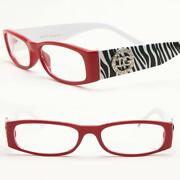 Zebra Glasses
