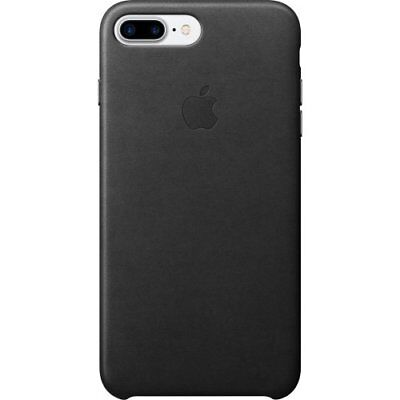 Original Apple Phone Case for iPhone 7 Plus Black Leather
