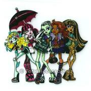 Monster High Iron On