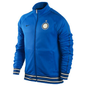 Nike Core Trainer Inter Milan Jacket Royal Blue Size L (BNWT)