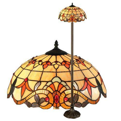 Stained Glass Lamp Ebay