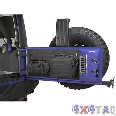 Buy cheap smittybilt gear tailgate cover black fits jeep wrangler