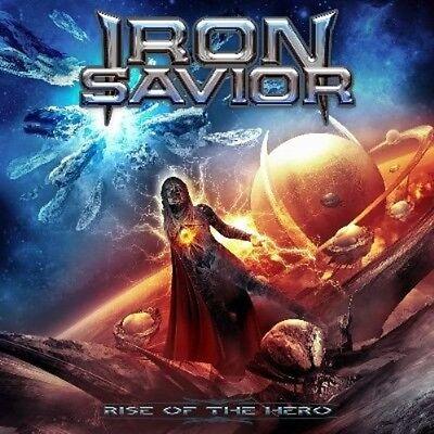 Iron Savior   Rise Of The Hero  New Cd