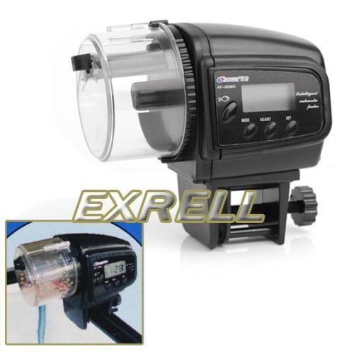 Automatic fish feeder ebay for Fish auto feeder