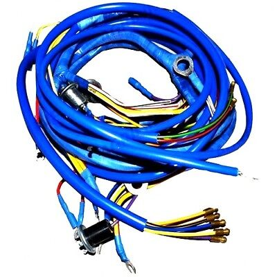 Wiring Harness Fits Fordson Power Major Super Major Tractors