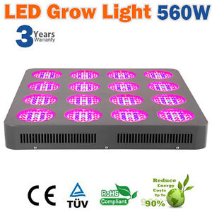 Indoor LED Plant Grow Light 560Watt