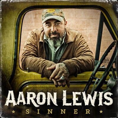 Aaron Lewis - Sinner [New CD] (NO TAX) for sale  Los Angeles