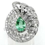 Natural Emerald Jewelry