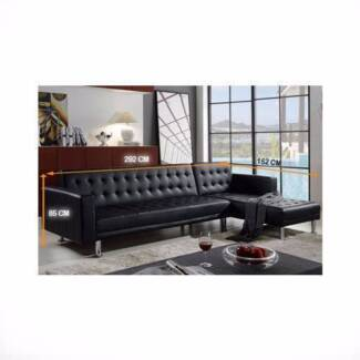 Brand new 5 seats L shape sofabed $539 only
