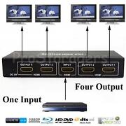 3 Way HDMI Splitter