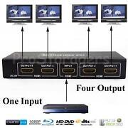 3 Way HDMI Splitter