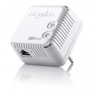Devolo dLAN 500 WiFi Single PowerLAN Adapter