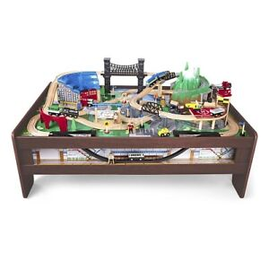 100 Piece Train Table  - ONLY $95 - SAVE 60%!!