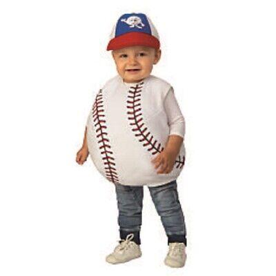 Little Baseball Infant/Toddler Costume ()