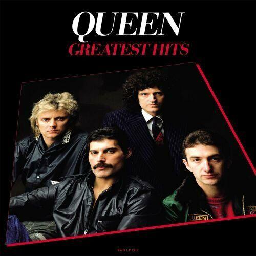 Queen Greatest Hits - Vinyl Double LP (2016) - VG