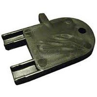 VonDrehle  #1 Key for Toilet or Towel paper dispensers - Von Drehle or Sysco
