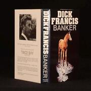 Dick Francis Signed