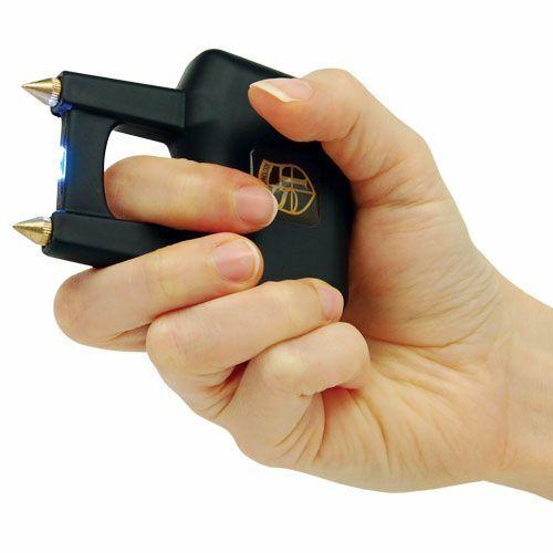Spike Stun Gun Black