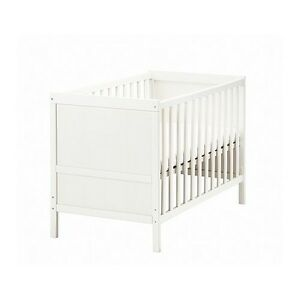 Baby Crib and Mattress - as new condition