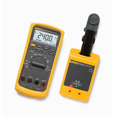 Fluke 87vprv240 True-rms Industrial Dmm And Prv240 Combo Kit