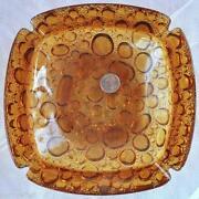 Large Glass Ashtray
