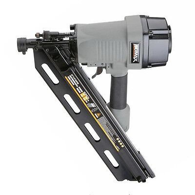 "NuMax 34 Degree 3-1/2"" Clipped Head Framing Nailer SFR3490 New"