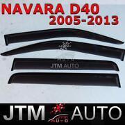 Nissan Navara Window