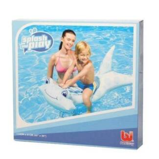 Hammer Head Inflatable Pool Toy Ride-On