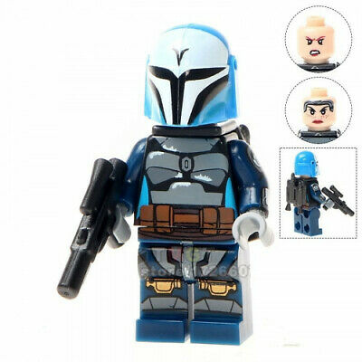 NEW Bo Katan Death Watch Star Wars Custom Minifigure toy figure For Lego