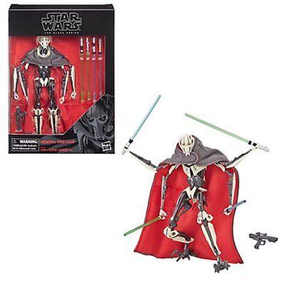 Star Wars The Black Series General Grievous 6-Inch Figure PREORDER/PRESALE