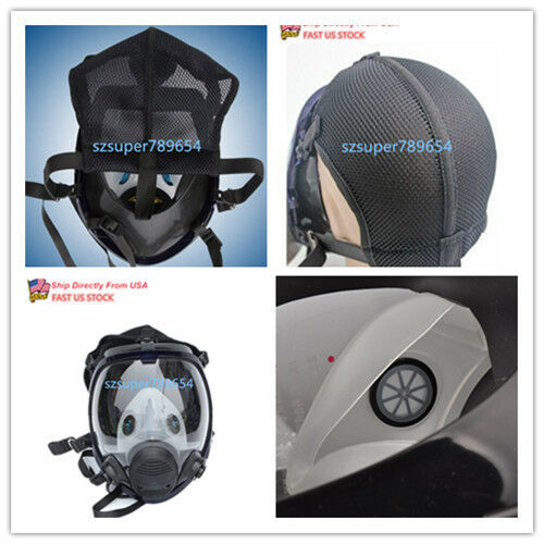 For 6800 Facepiece Respirator Full Face Painting Spraying