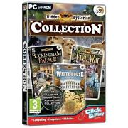 Hidden Object PC Games New