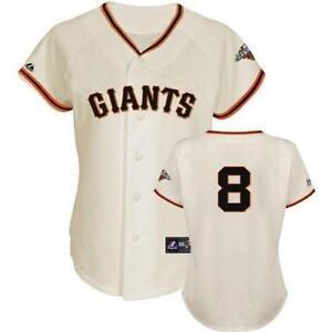 San Francisco Giants Womens Jersey 2aad2ebba