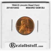 1944 Wheat Penny